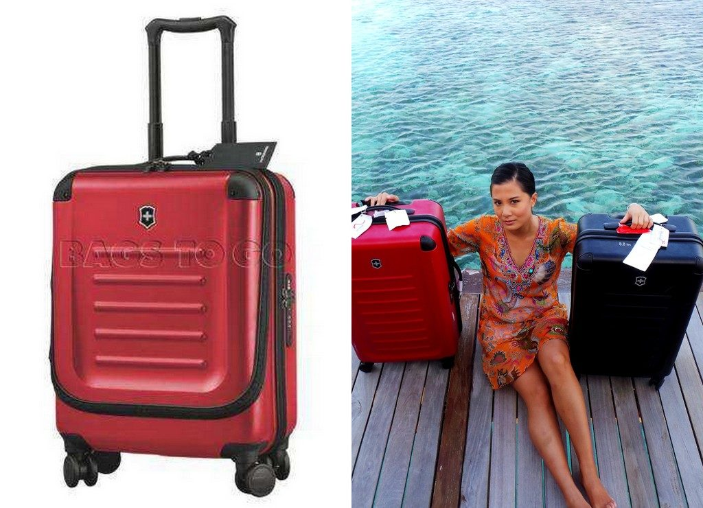 Victorinox - perfect for both business / leisure