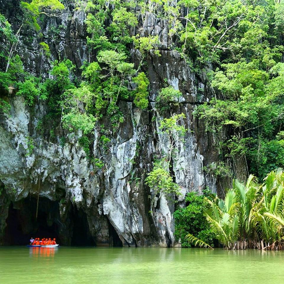#CEBJuanderers 2nd destination: Puerto Princesa's Underground River