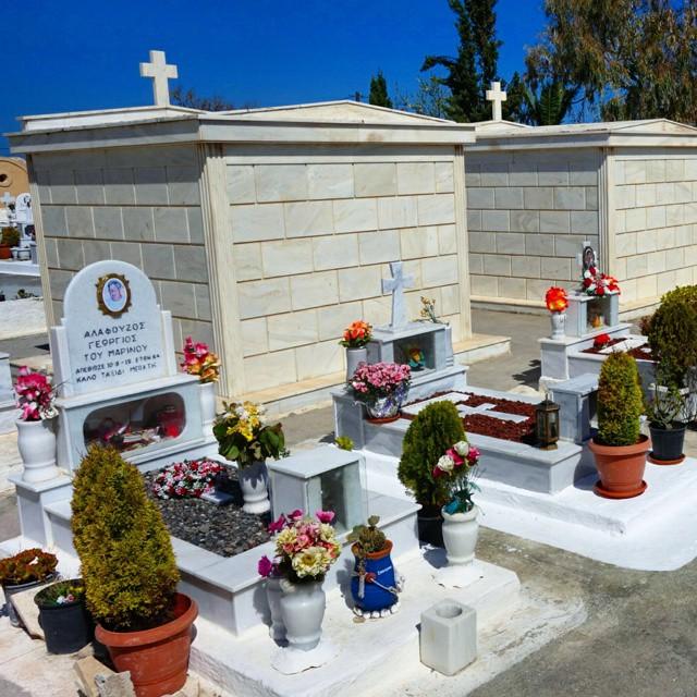 Santorini Graveyard