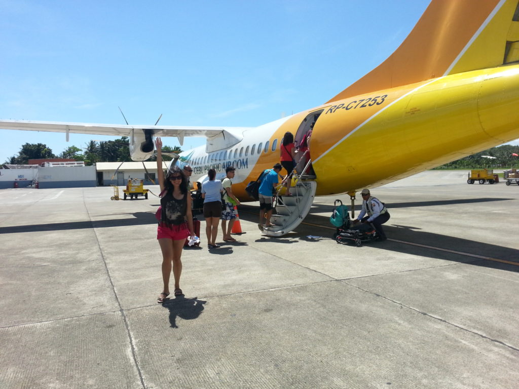 Cebu Pacific flies Sydney to Manila 5 times a week