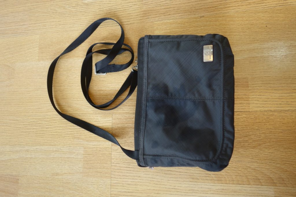 The Eagle Creek Mini Accordion Crossbody