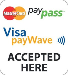 Paypass / Paywave: makes paying (and stealing) more convenient than ever