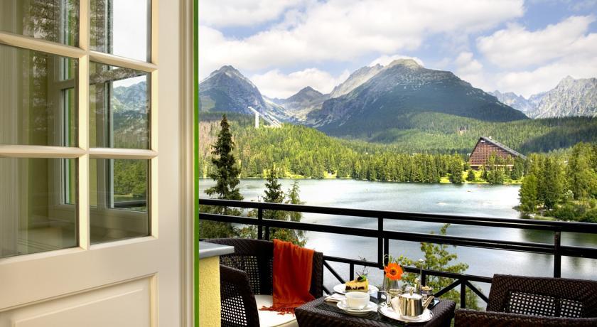 Grand Hotel Kempinski at High Tatras, Slovakia