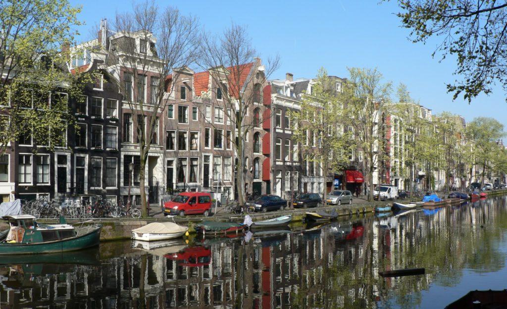Amsterdam. Photo by Wikipedia