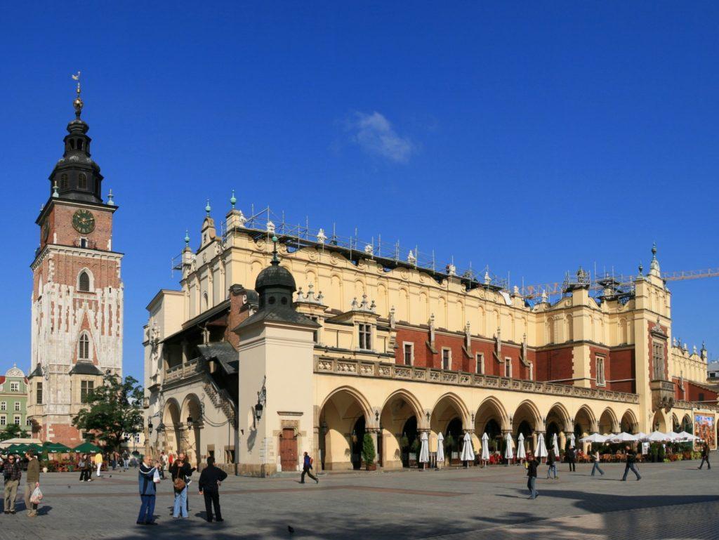 Krakow. Photo by Wikipedia