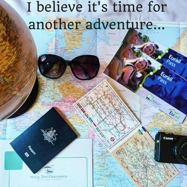 I Do Believe It's Time For Another Adventure :  My Longest Trip Yet!