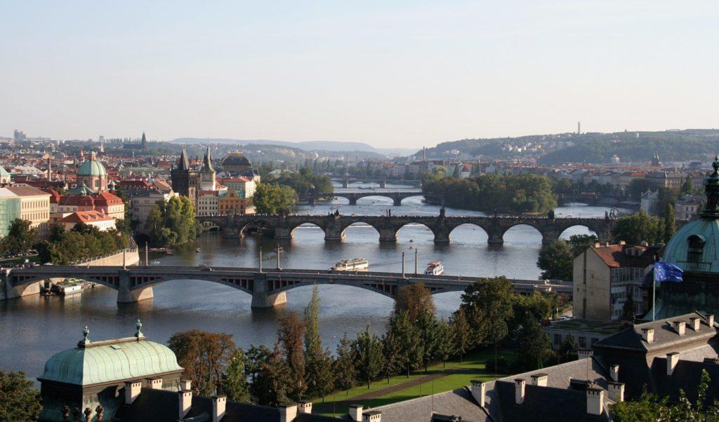 Prague. Photo by Wikipedia
