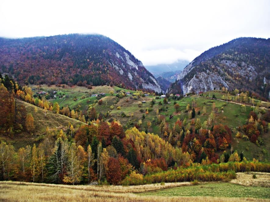 Hiking in Rural Romania!