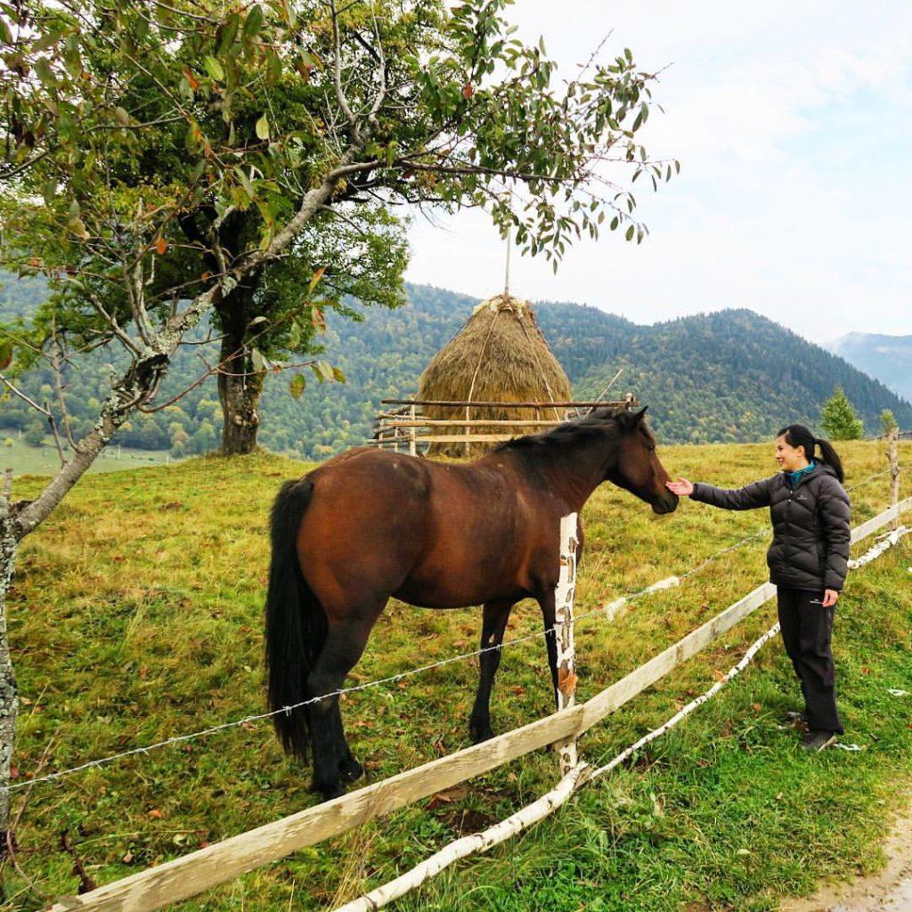 Life in Pestera, Romania