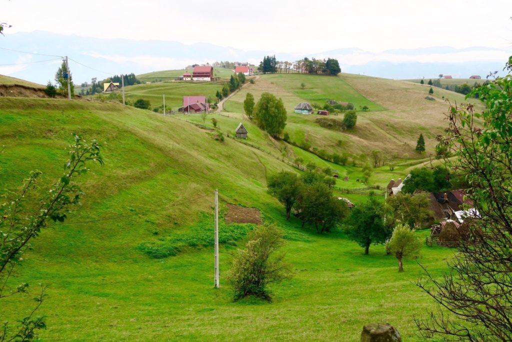 There's no shortage of spaces in Pestera, Romania