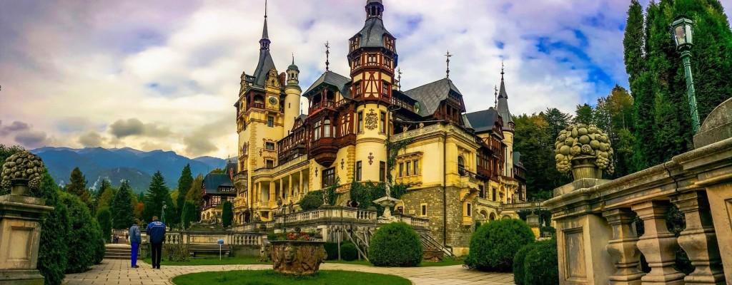 Must-Visit Castles in Romania: Peles and Bran (aka Dracula's) Castle