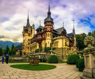 Must-Visit Castles in Romania: Peles and Bran (aka Dracula's) Castle