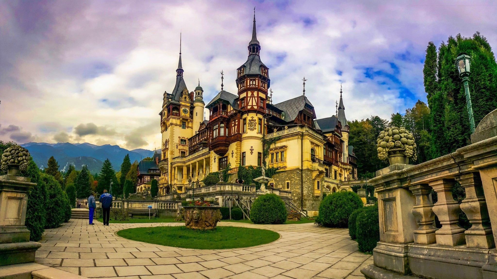 Castles in Romania drive traveler interest - FamilyTravel.com