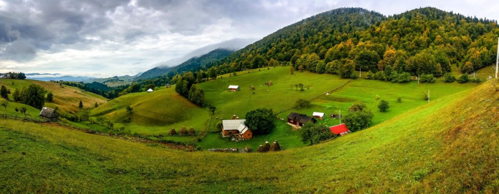 Rural Romania - Pestera