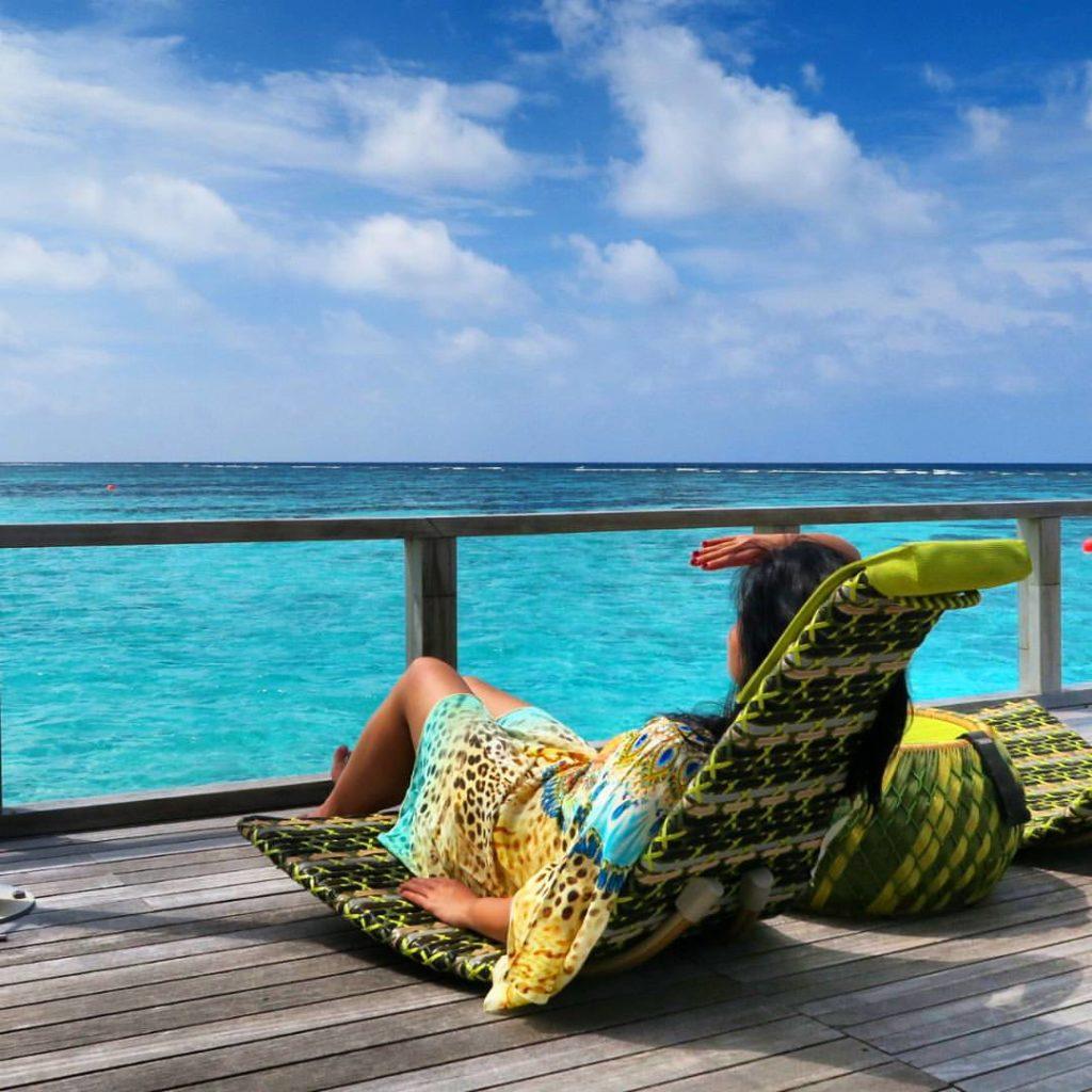 The Chill Bar at Velassaru Maldives