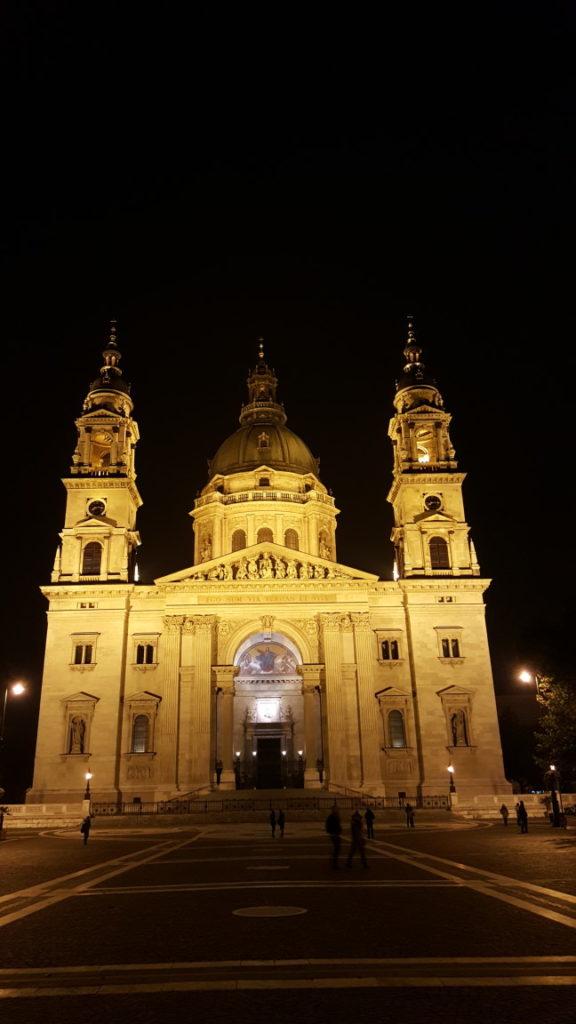 St Stephen's Basilica , Budapest