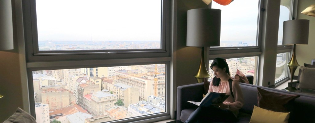 Where to Stay in Bucharest: A Review of The InterContinental Hotel Bucharest
