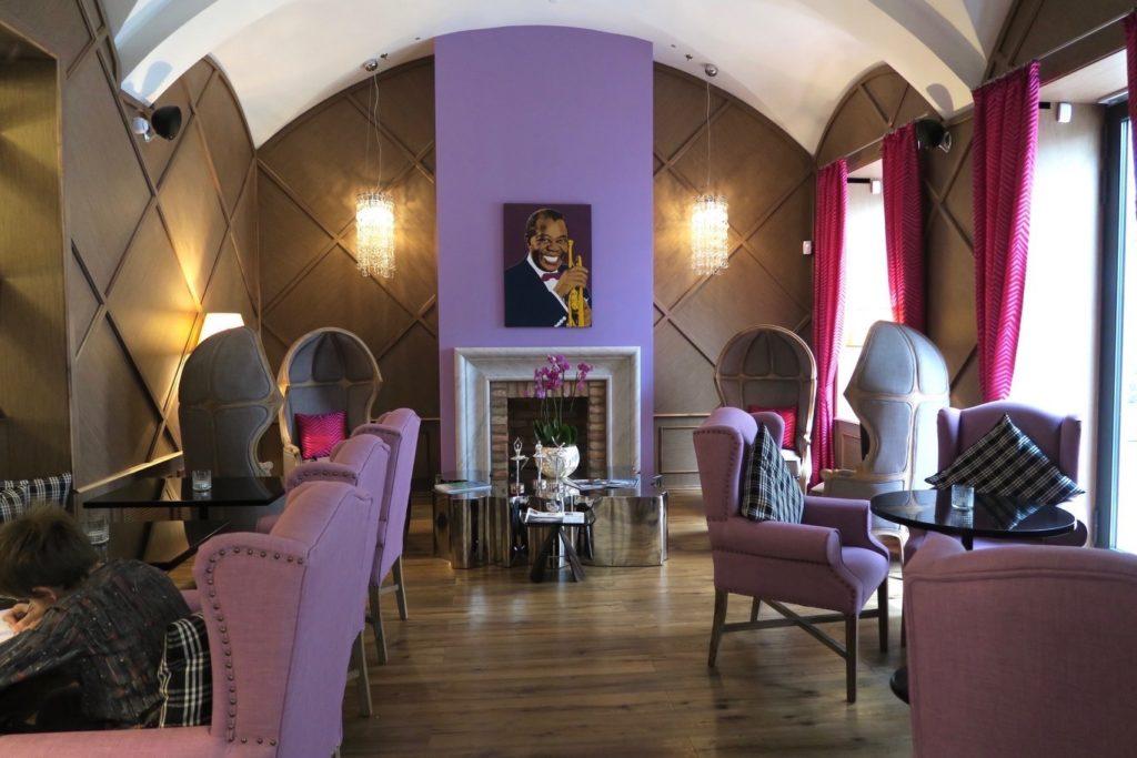 Satchmo's Bar, Aria Hotel Budapest