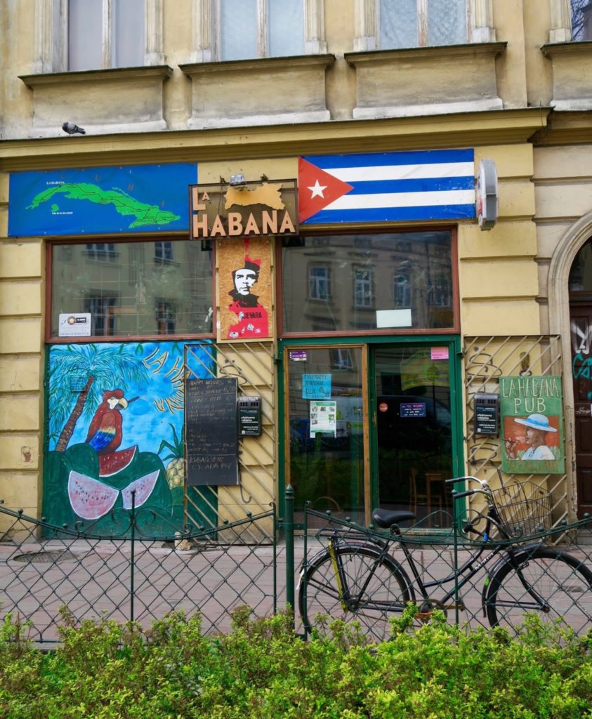 La Habana in Kazimierz