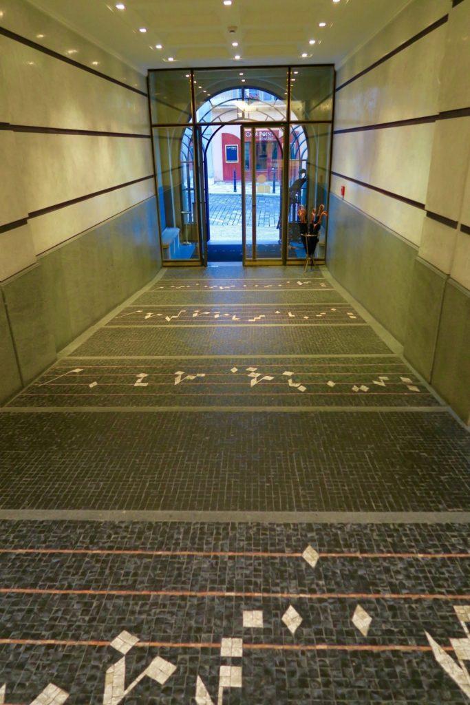 Entrance - Aria Hotel Prague