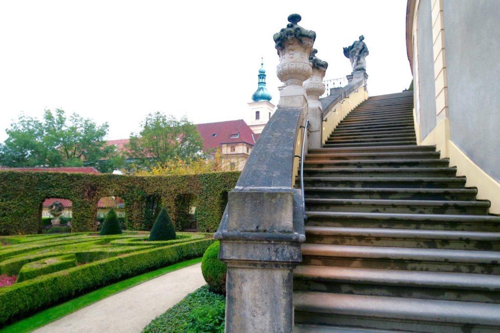 VRTBA Garden, Aria Hotel Prague