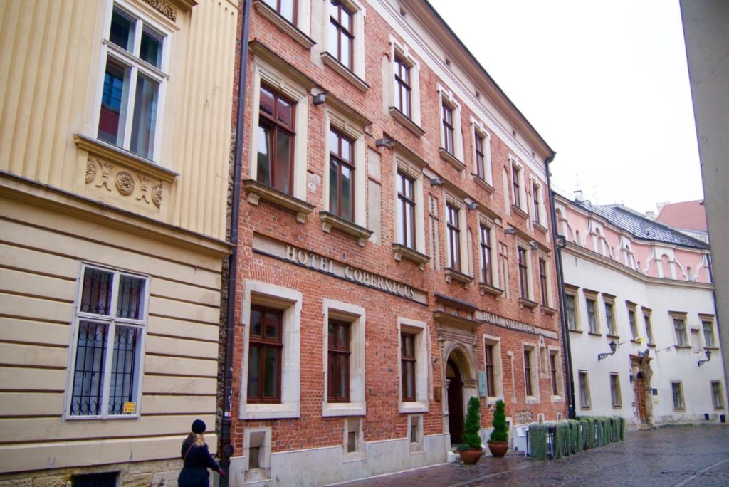 Copernicus Krakow Hotel - centrally located