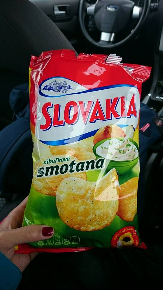 You know you've reached Slovakia when...