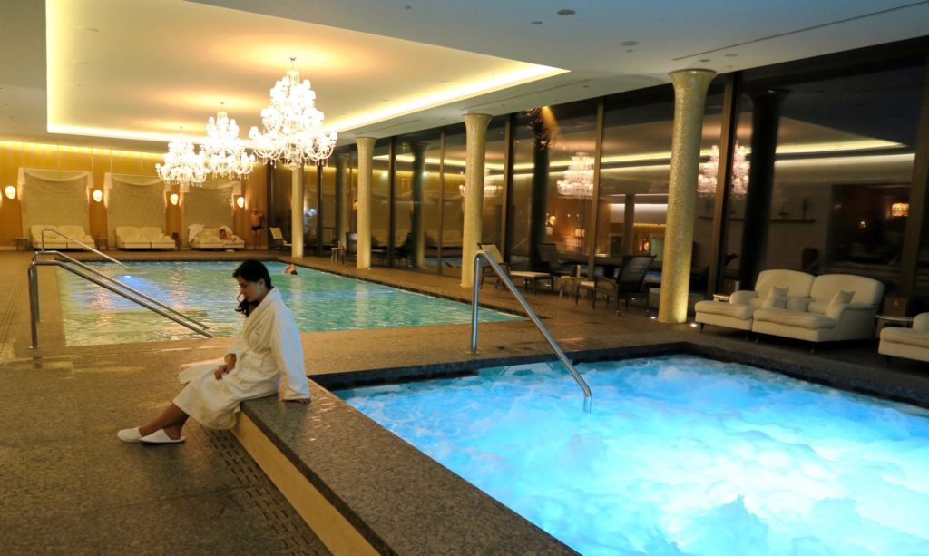 Grand Kempinski High Tatras, Indoor Pool