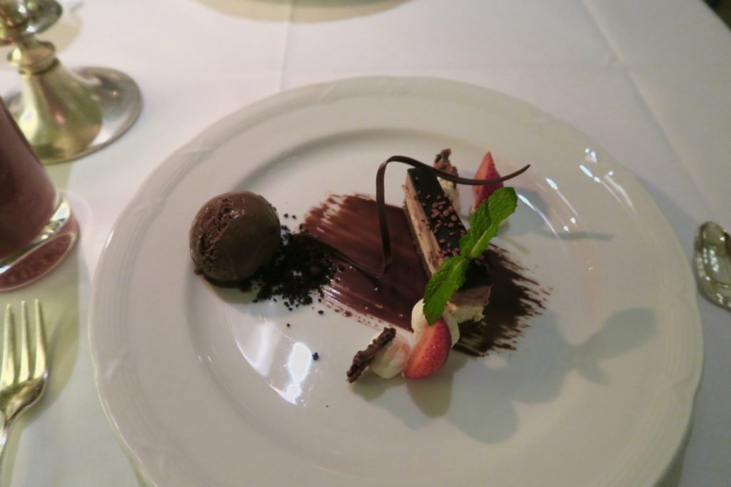 Chocolate Symphony for Dessert