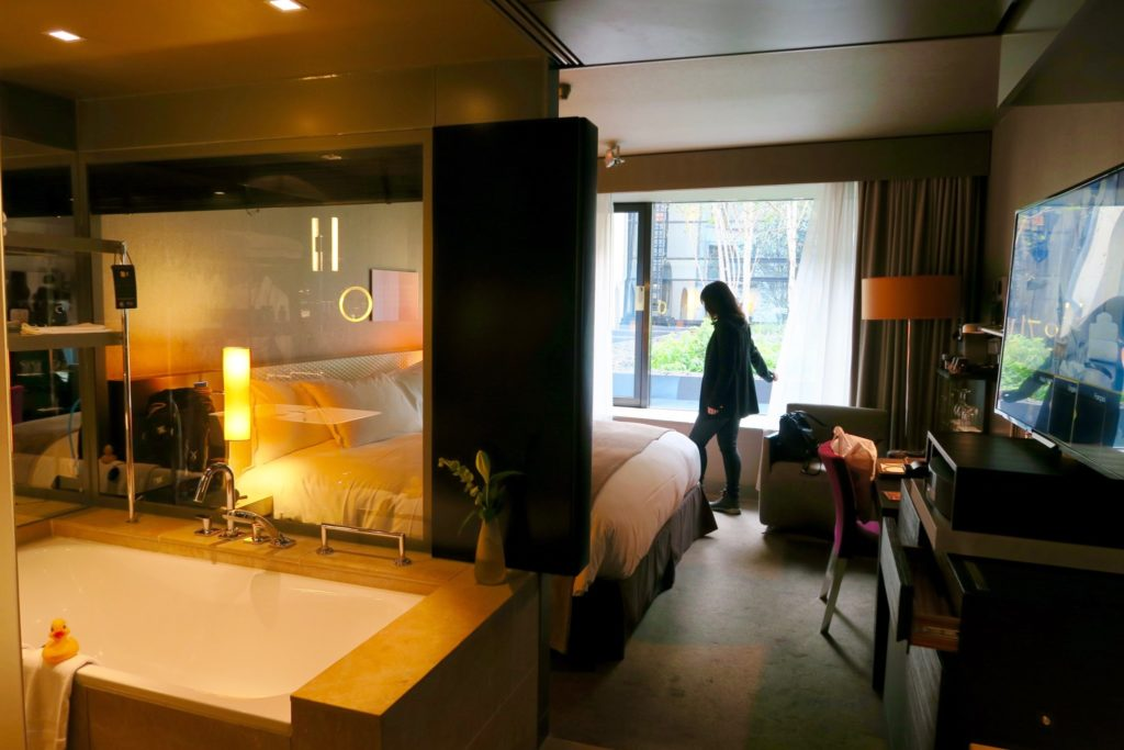 Luxury Room at the Sofitel Munich Bayerpost