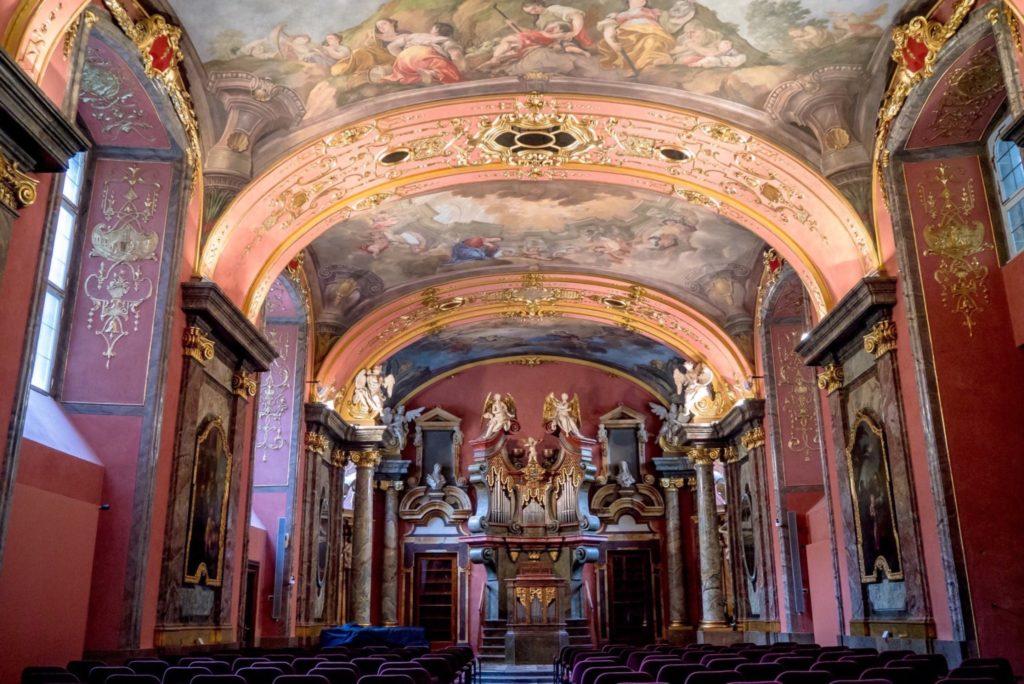 Klementinum Mirror Chapel