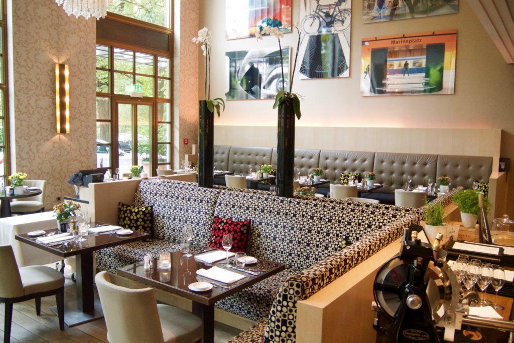 DAVVERO Restaurant, Charles Hotel Munich