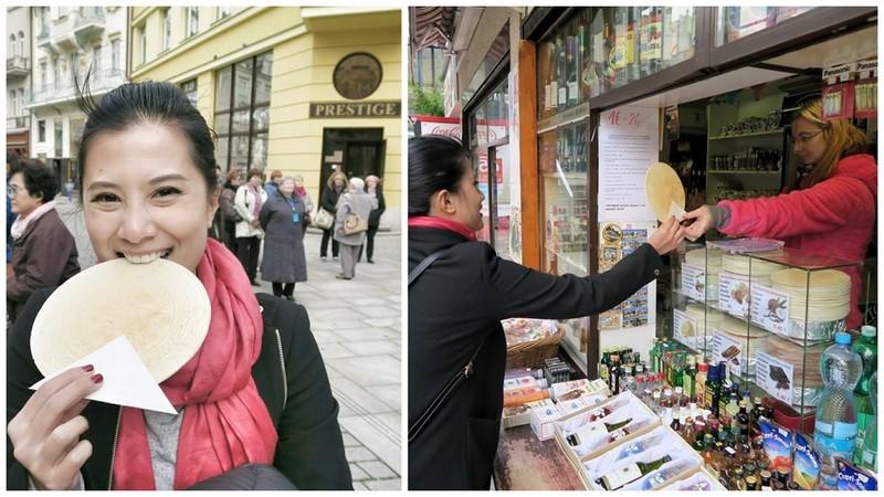 Karlovy Vary wafers