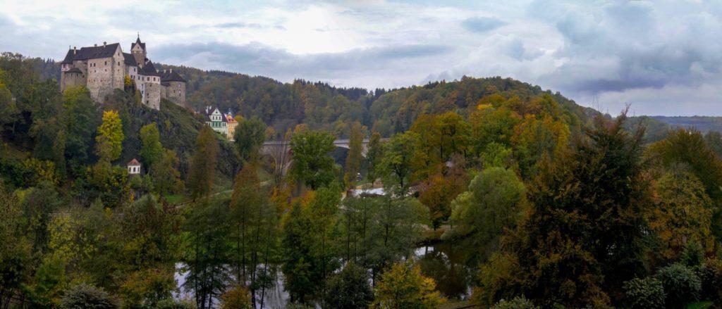 Loket Castle in Karlovy Vary