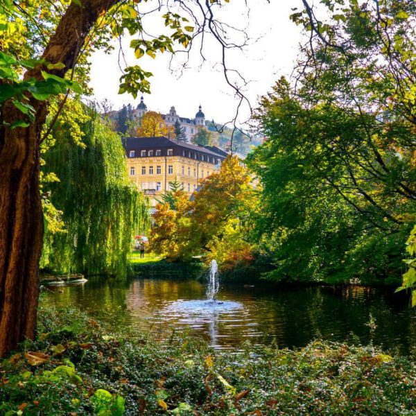 The Romantic Spa Town of Karlovy Vary: A Day Trip From Prague
