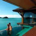 Qualia Resort in Hamilton Island