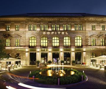 Hotel Review: Sofitel Munich Bayerpost