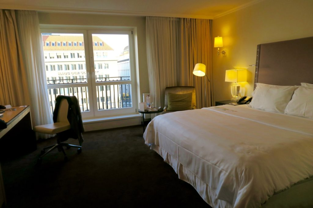 Linden Superior Category Room, The Grand Westin Berlin