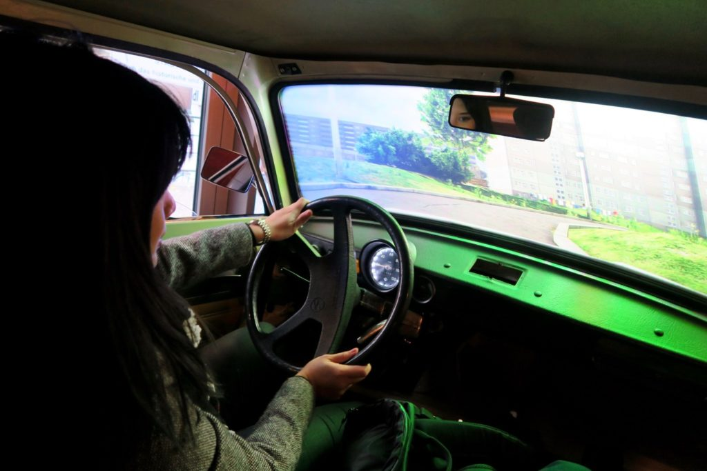 What it was like to drive in East Germany, DDR Museum