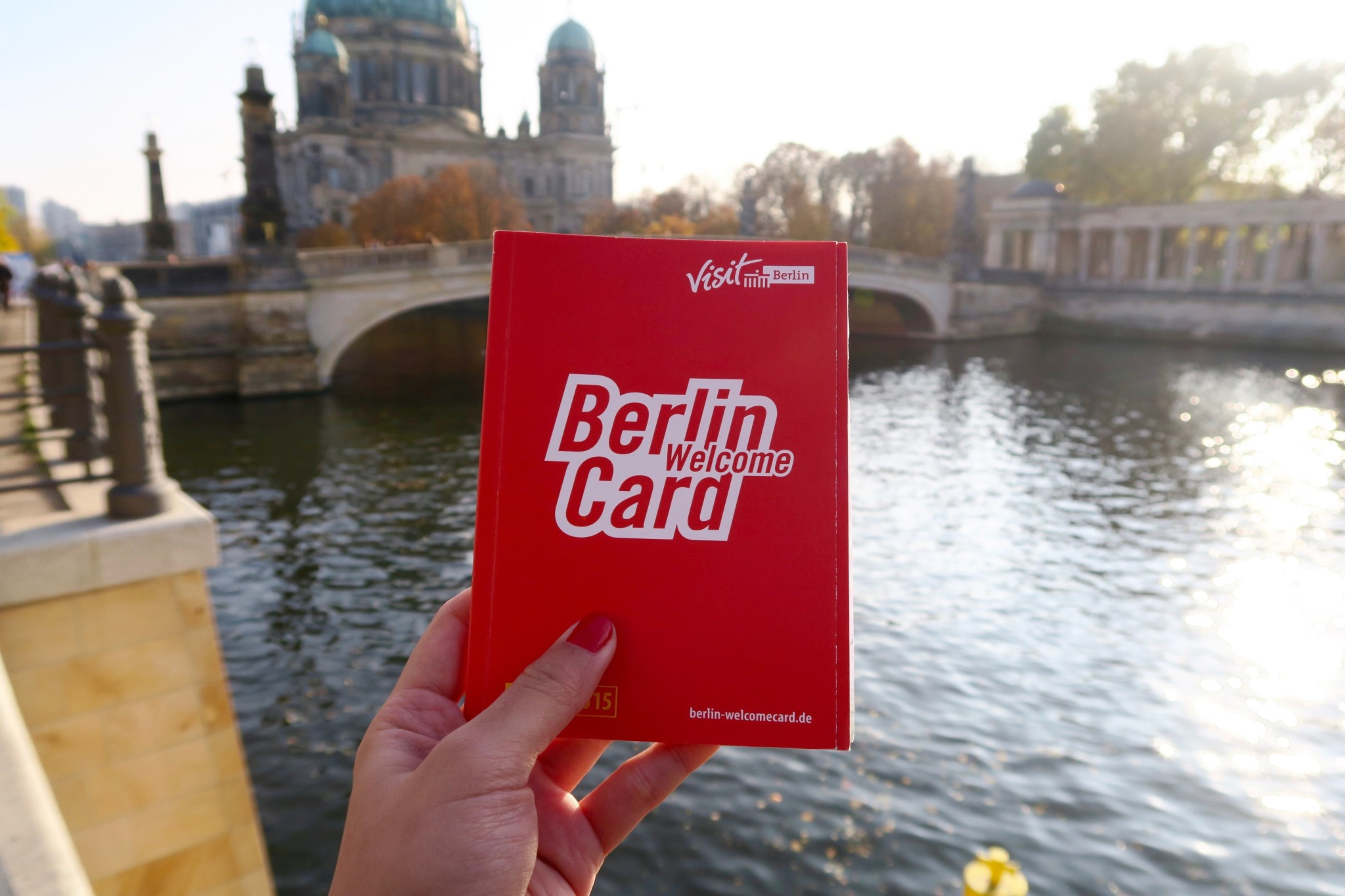 Oh The Things You Can Do With The Berlin Welcome Card