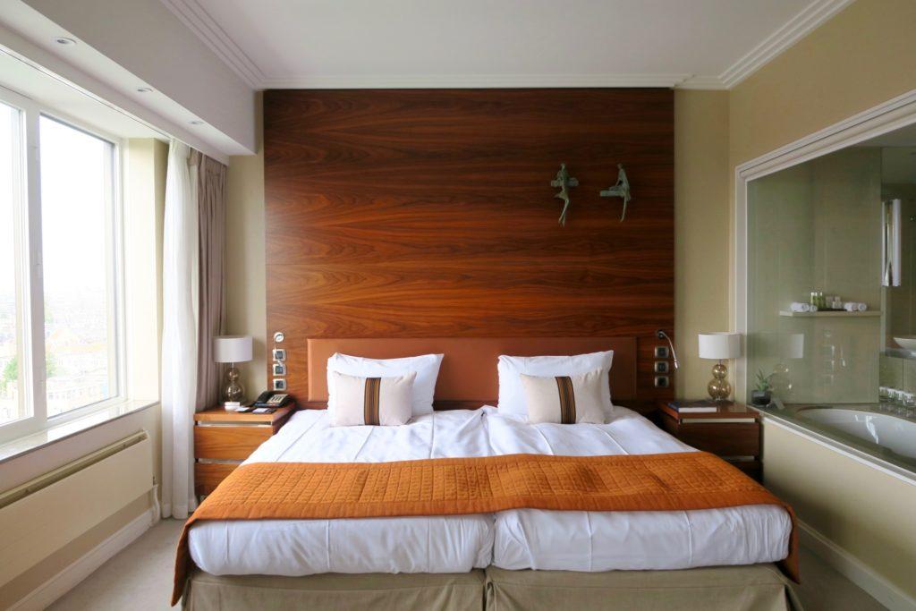 Sueprior Room at the Hotel Okura Amsterdam