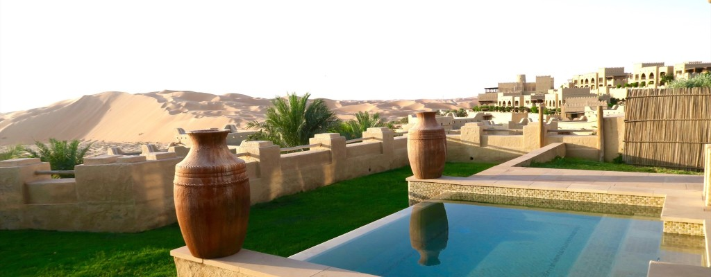 A Resort Like No Other: Qasr Al Sarab Desert Resort by Anantara