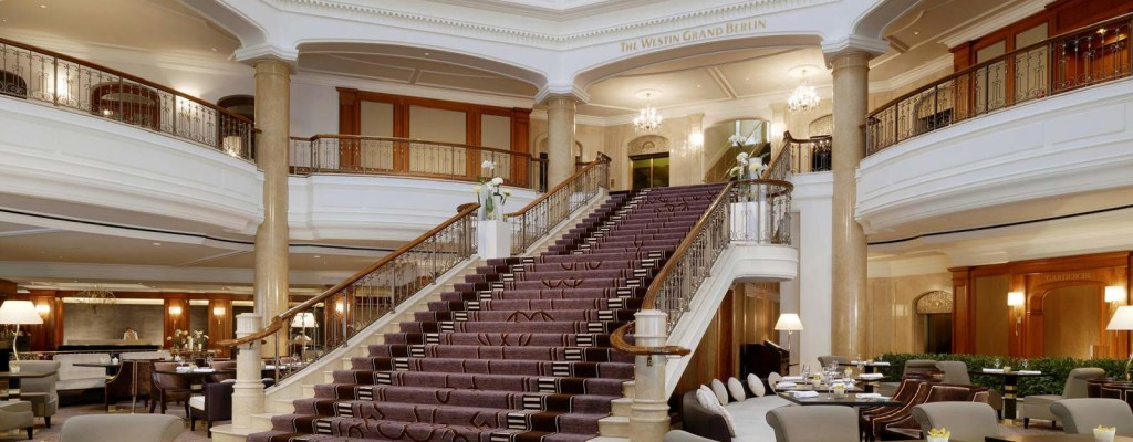 Hotel Review: The Westin Grand Berlin