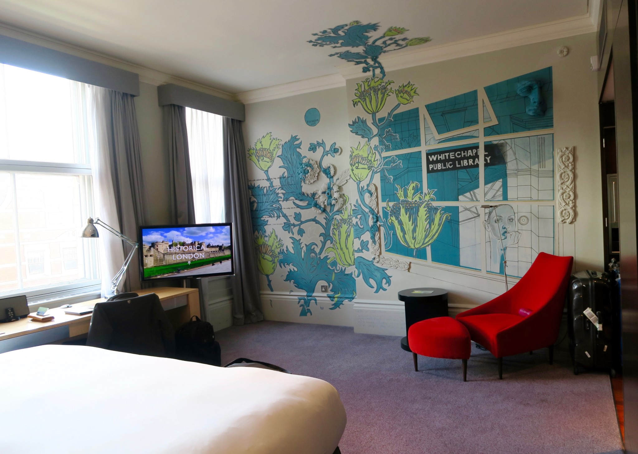 Liverpool Bedroom Wallpaper Hotel Review Andaz Liverpool Street London Holy Smithereens