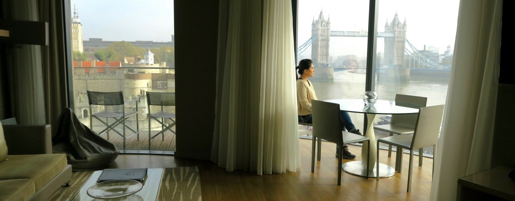 Cheval Three Quays:  Luxury Apartment Living in London