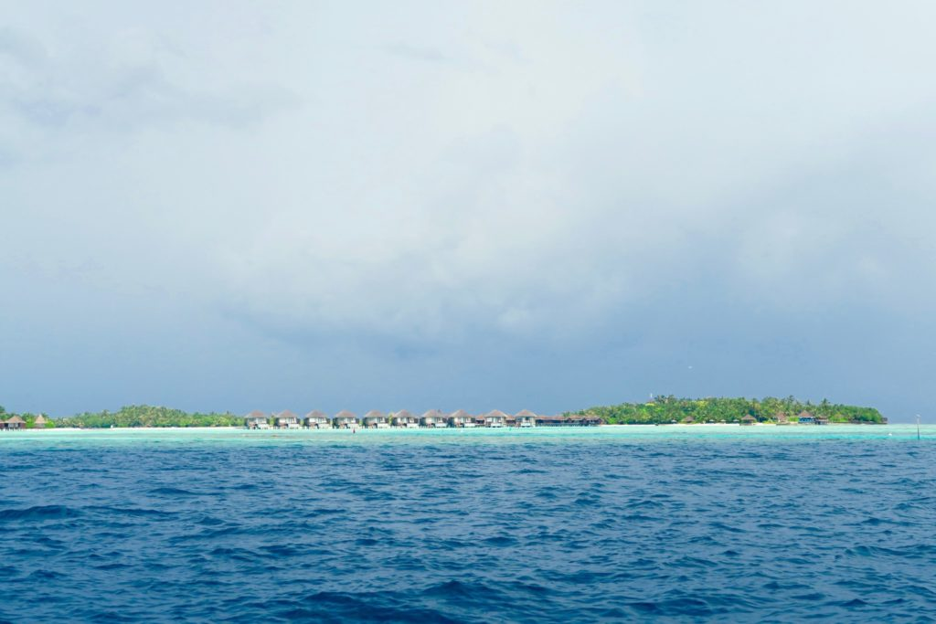 Overwater Bungalows at Anantara Veli Maldives
