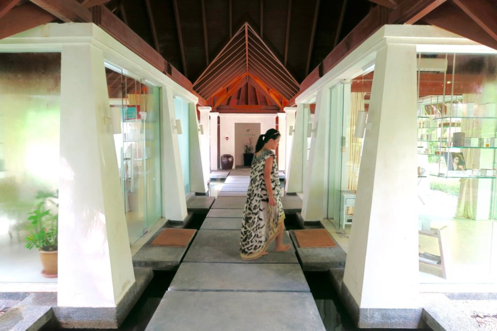 Sundari Ayurvedic Spa at Anantara Veli Maldives