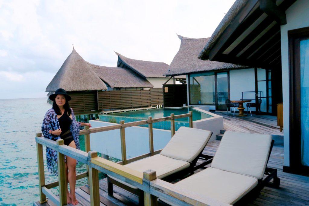 Water Villa with Pool, Jumeirah Vittaveli Maldives