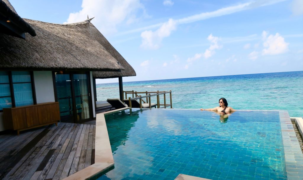 ... Water Villa with Pool, Jumeirah Vittaveli Maldives