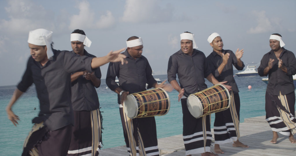 Welcome party at Jumeirah Vittaveli!